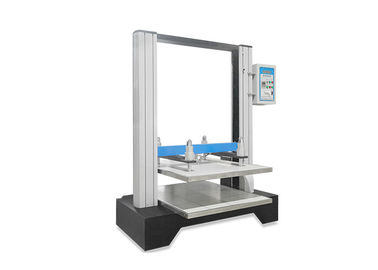 China Electronic Carton Compression Tester , Automatic Computer Servo Box Compressive Tester supplier