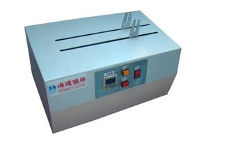 China Electric rolling wheel Rubber Testing Machine Standard electric rollers supplier