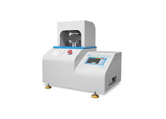 China Computer Servo Crushing Strength Paper Testing Equipments Multi-function With LCD Touch Screen supplier