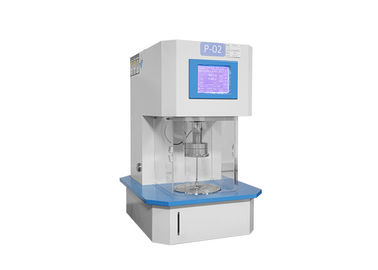 China Fabrics Textile Testing Equipment / Automatic Hydraulic Bursting Tester supplier