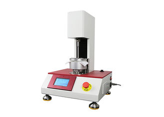 China Accuracy 0.01N Ball Burst Strength Tester For Tissue Paper / Adhesive Tapes supplier