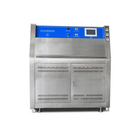China Stainless Steel UV Aging Test Chamber With Balance Temperature Humidity Control supplier
