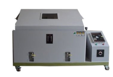 China Plastic Board Salt Spray Corrosion Testing Chamber With Multiple Safety Protection Device supplier