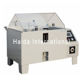 China LCD Touch Screen Salt Spray Test Chamber , 108L 270L Salt Spray Corrosion Test Chamber supplier