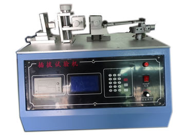 China Socket Plug Insertion Force Test Electronic Machine With Digital LCD Display supplier