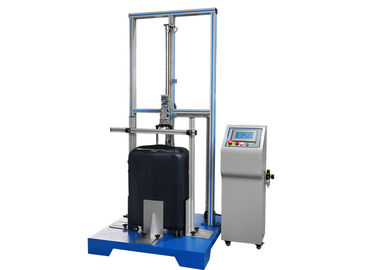 China Easy To Operate Touch Screen Control Fatigue Suitcase Tester For Brifecase Test supplier