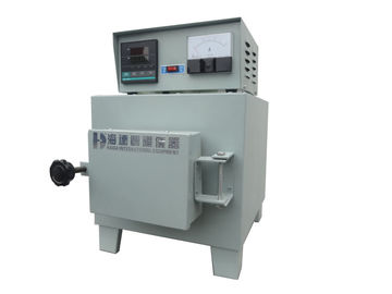 China High Temperature Furnace Environmental Testing Chambers With Stainless Steel Shell supplier