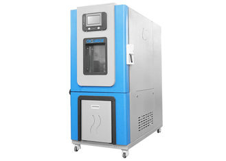 China Constant Balanced Temperature controlled Humidity Chamber 100L For Vehicle / Chemistry supplier
