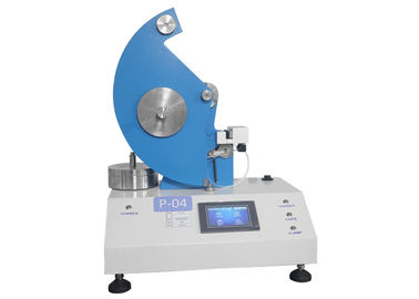 China Steel Woven Fabrics Textile Tear Testing Eequipment / Elmendorf Tearing Tester supplier