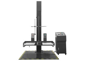 China Drop Test For Package Two Wing Package Testing Equipment With PC Control supplier