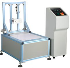 China Beer box Paper Testing Equipments sliding angle , LCD digital display supplier