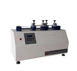 China Fabric Leather Car Inner Decoration Material Seam Fatigue Testing Machine supplier