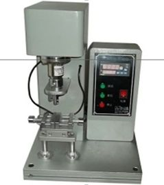China QB/T2171 Zipper Torsion Rubber Testing Machine For Metal Wire supplier