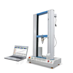 China Double Column Computer Servo High Precision Steel Wire Strength Tensile Testing Machines supplier