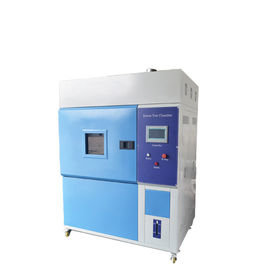 China Non - Ferrous Paint Xenon Test Chamber With PID Self-Tuning Temperature Control Mode supplier