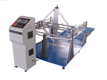 China Electronic Abrasion Furniture Testing Machines for Chair Castor Testing Machine supplier