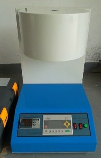 Flow Rate Tester : Plc melt flow rate tester lcd plastic testing equipments