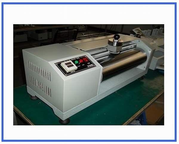 Abrasion Resistance Rubber Testing Machine