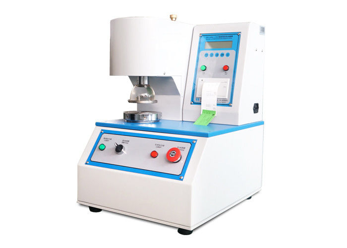 Paper Test Instruments : Electronic bust tester paper test equipment