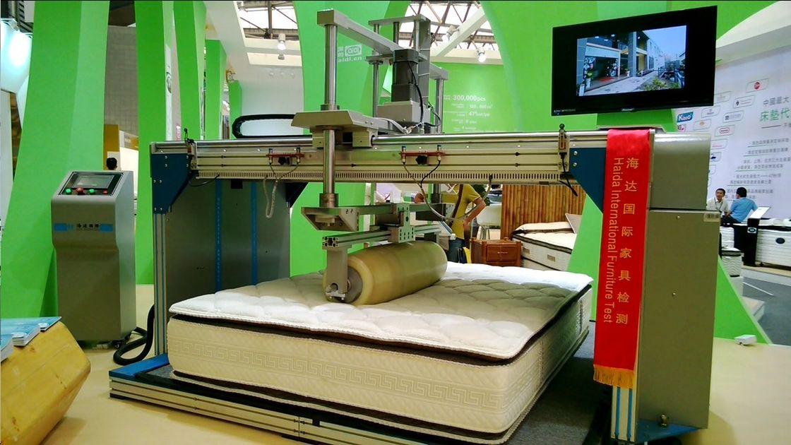 Integrate Furniture Testing Machines Cornell Mattress
