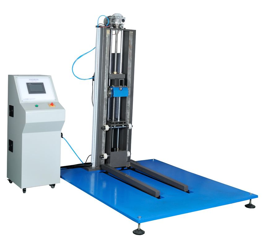 Packaging Test Instruments : Accurate package testing equipment iso digital
