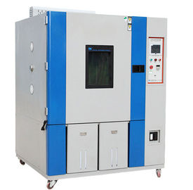 China High Low Temperature Environmental Testing Chamber Humidity Lab Test Machine distributor