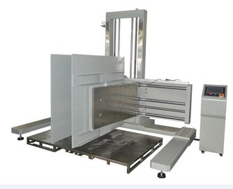 China PLC Control Package Testing Equipment , Carton Clamp Force Testing Machine distributor