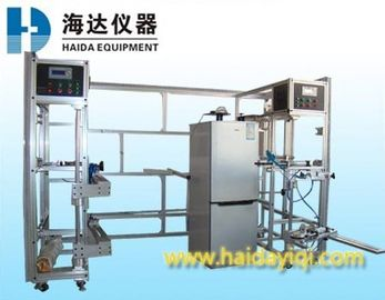 China Vertical Refrigerator Furniture Testing Machines for Door Fatigue factory