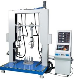 China 16 Inch Impact Furniture Testing Machines / Chair Fatigue Testing Equipment factory
