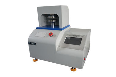 China Computer Servo Paper Testing Equipments , Paper Edge Crush Tester With LCD Display distributor