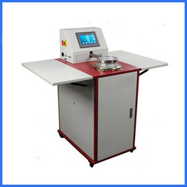 China Automatic Digital Textile Testing Equipment Air Permeability Testing Machine distributor