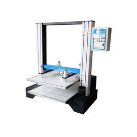 Digital Electronic Paper Testing Equipments , Computer Servo Carton Box Compressive Tester