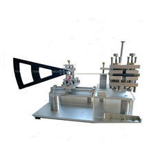 China Knife And Carving Fork Tool Testing Instrument With Aluminium / Stainless Steel distributor