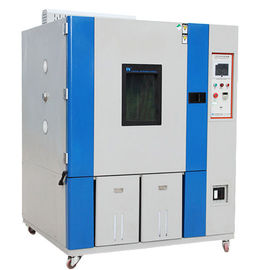 China 1000L Laboratory Temperature Humidity Chambers With TEMI 880 LCD Touch Screen factory