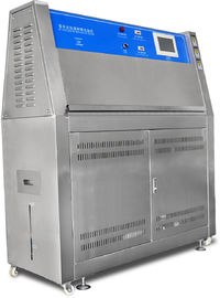 China PID SSR  Accelerated Weather UV Aging Test Chamber Of SUS 304 Steel Plate distributor