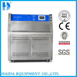 China Stainless Steel UV Aging Test Chamber With Balance Temperature Humidity Control distributor