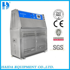 China Standard UV Accelerated Weathering Tester ASTM D4587 , Automatical PID SSR Control distributor