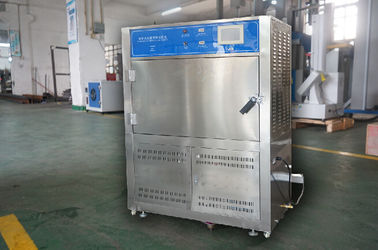 China Electronic UV Aging Test Chamber With LCD touch screen Controller For Industrial distributor