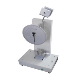 China ASTM ISO R300mm Izod Impact Testing Machine With DC Solenoid Control distributor