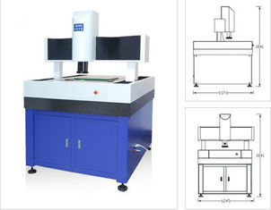 China Large Video USB Optical Measuring Instruments With 3-Axis CNC Driven Motor distributor