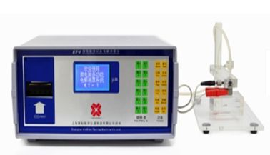China Electronic Plastic Testing Machine , Microcomputer Coating Thickness Tester factory