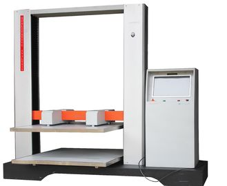 China Electronic Corrugated Carton Compression Tester With Computer Servo Control distributor