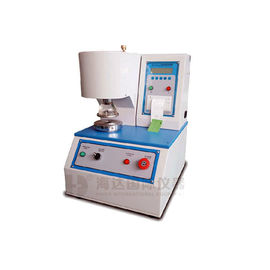 China Electronic Carton Bursting Tester , Paper Board Burst Equipment , paper testing distributor