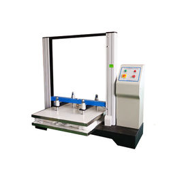China PC Automatic Carton Compression Tester / Corrugated Box Compressive Strength Tester factory