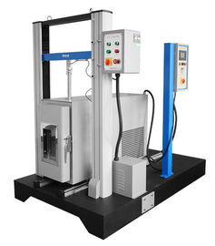 China Computer Servo Material Tensile Compression Strength Testing Machine With PC Control distributor