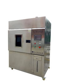 China Simulated Anti Weather Rubber Xenon Test Chamber with PLC Touch Screen factory