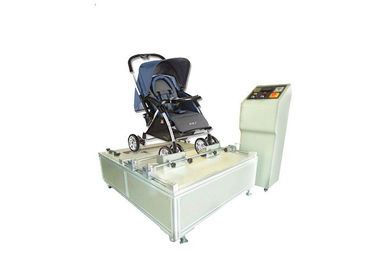 China EN1888 Strollers Testing Machine For Wheel Brake Abrasion Test distributor