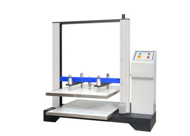 China Electronic PC Carton Compression Tester , 15KN 45KN Box Compressive Tester distributor