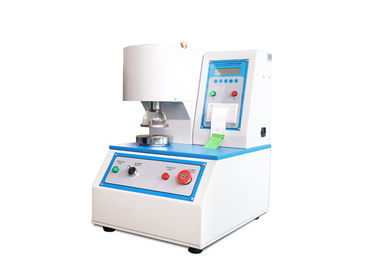 China LCD Display Paper Testing Equipments Burst Strength With Stainless Steel SUS304 factory