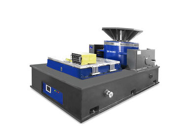 China Electrodynamics Vibration Test System / Vibration Shaker Table High Frequency Vertical And Horizontal distributor